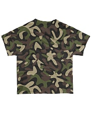 Camouflage All-over T-Shirt back