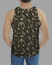 Camouflage All-over Unisex Tank aos-tank-unisex-lifestyle01-back