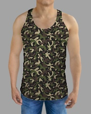 Camouflage All-over Unisex Tank aos-tank-unisex-lifestyle01-front
