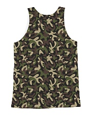 Camouflage All-over Unisex Tank back
