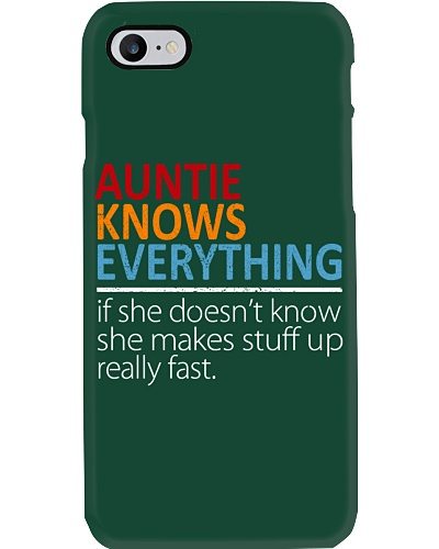 AUNTIE Knows Everything