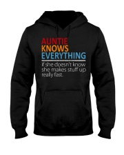 AUNTIE Knows Everything Hooded Sweatshirt thumbnail