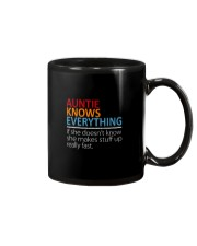 AUNTIE Knows Everything Mug thumbnail