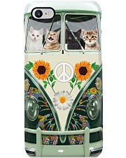 Cats in Hippie Bus Phone Case for iPhone 7 Plus Phone Case i-phone-7-case