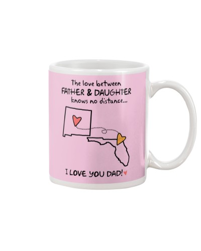 Father Daughter NM Mug Father's Day Gift