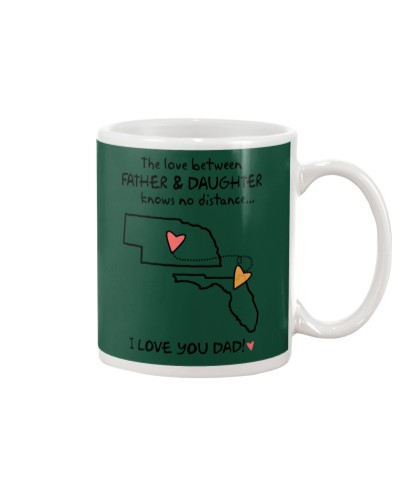 Father Daughter NE Father's Day Gift