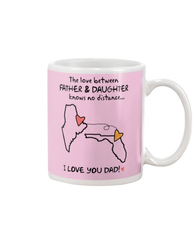 Father Daughter ME Mug Father's Day Gift