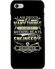 BEING AN ENGINEER'S DAUGHTER Phone Case tile