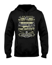BEING AN ENGINEER'S DAUGHTER Hooded Sweatshirt tile