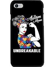 Autism Mom Unbreakable Phone Case thumbnail