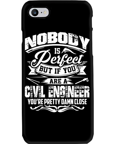 CIVIL ENGINEER NOBODY IS PERFECT