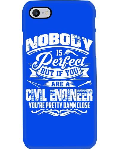 CIVIL ENGINEER NOBODY IS PERFECT