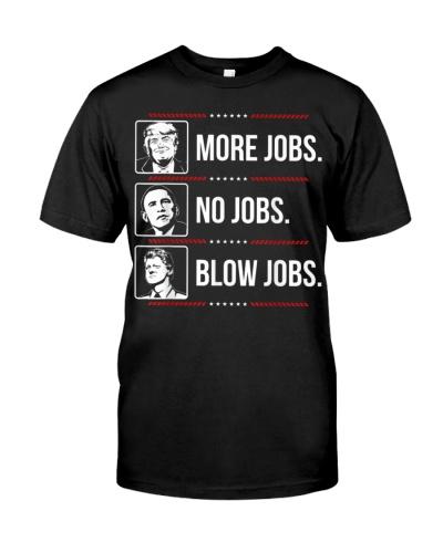 Trump more jobs