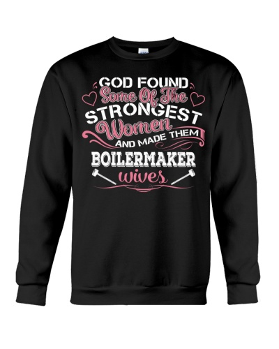 Proud to be The Wife Of A BOILERMAKER