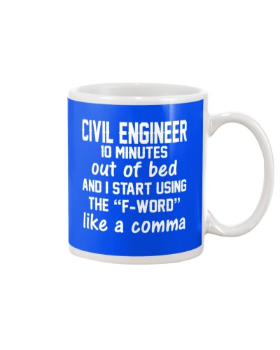 Civil Engineer LIKE A COMMA