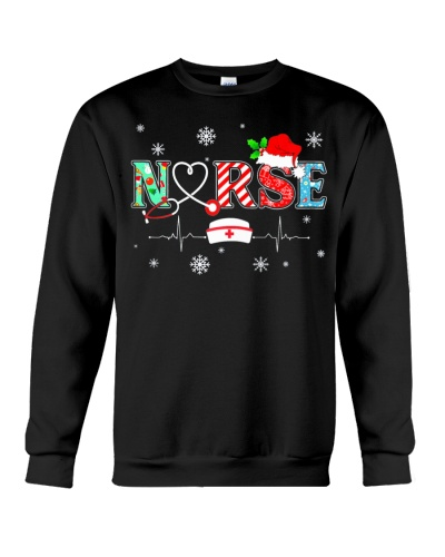 Nurse Christmas Santa Hat Funny Nurse Xmas Gift