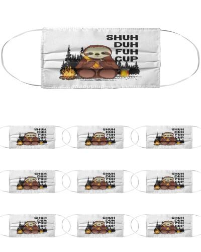 Shuh Duh Fuh Cup Sloths Drink Beer Camping