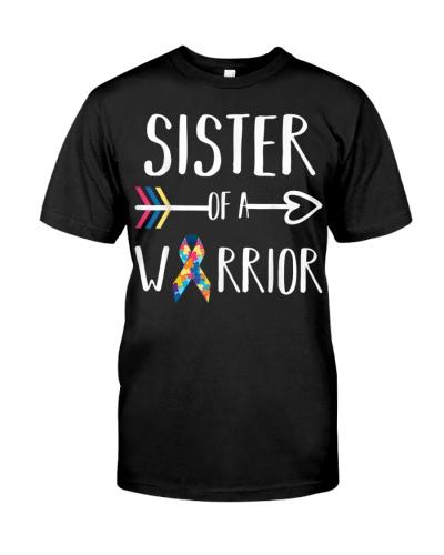 Sister Of A Warrior Autism Awareness