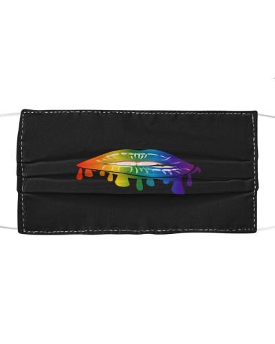 LGBT Pride Lips