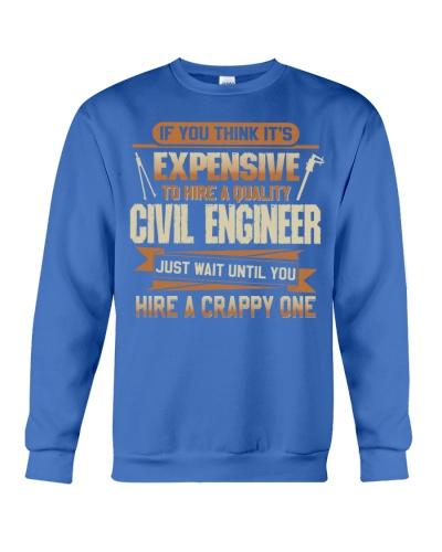 TO HIRE A QUALITY Civil Engineer