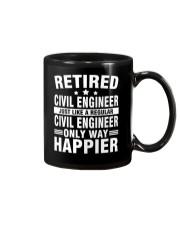 JUST LIKE A REGULAR CIVIL ENGINEER Mug thumbnail