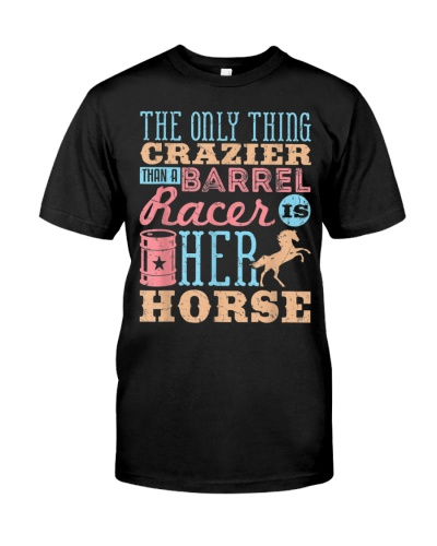 Barrel Racing Horse Crazy