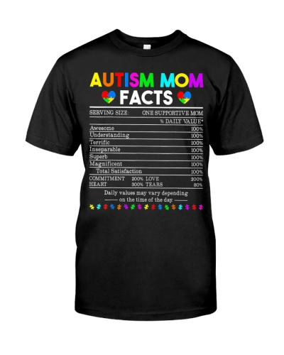 Autism Mom Facts