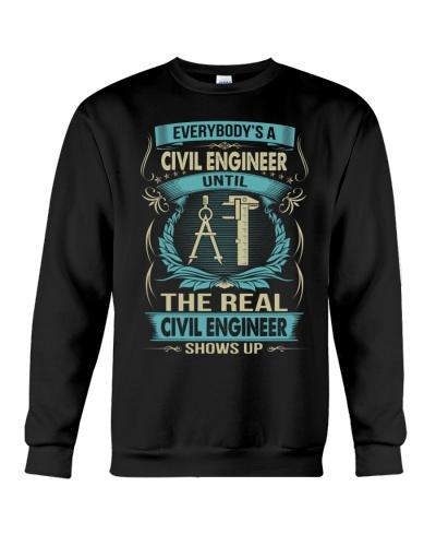 EVERYBODY'S A Civil Engineer