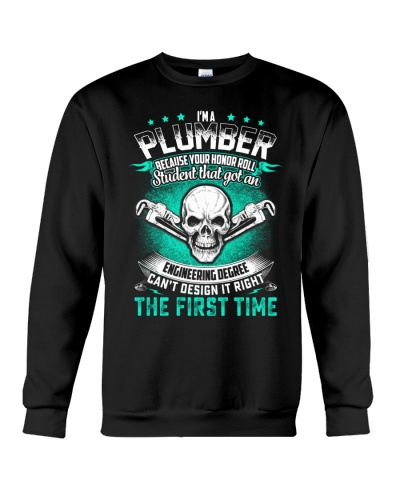 PLUMBER THE FIRST TIME