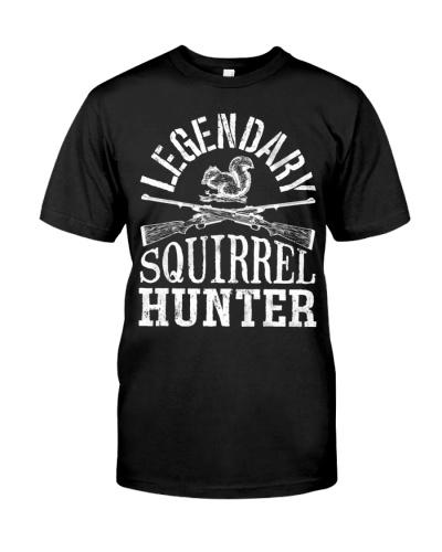 Legendary Squirrel Hunter