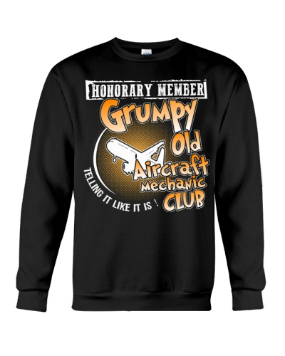 GRUMPY OLD AIRCRAFT MECHANIC CLUB