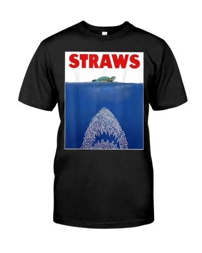 Save The Sea Turtles Conservation Anti Straws