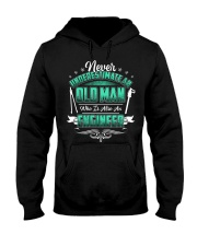 NEVER UNDERESTIMATE AN ENGINEER Hooded Sweatshirt thumbnail