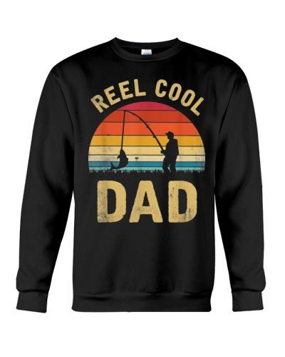 Vintage Reel Cool DAD Fishing