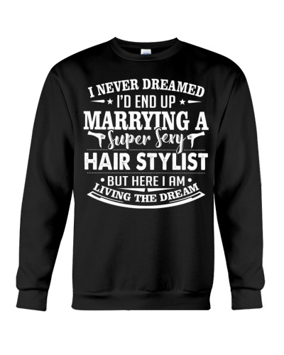 MARRYING A SUPER SEXY HAIR STYLIST