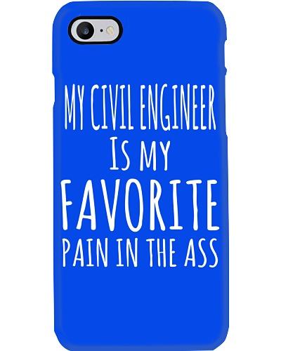 MY Civil Engineer IS MY FAVORITE