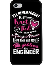 THIS GIRL LOVES HER ENGINEER Phone Case thumbnail