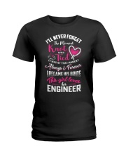 THIS GIRL LOVES HER ENGINEER Ladies T-Shirt thumbnail