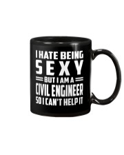 I HATE BEING SEXY Civil Engineer Mug thumbnail