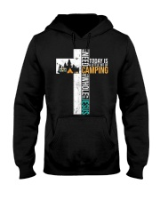 All I Need Today is Little Bit Camping Hooded Sweatshirt thumbnail