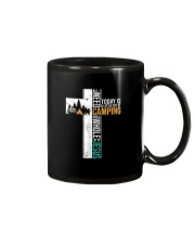 All I Need Today is Little Bit Camping Mug thumbnail