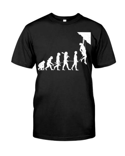 Climber Evolution
