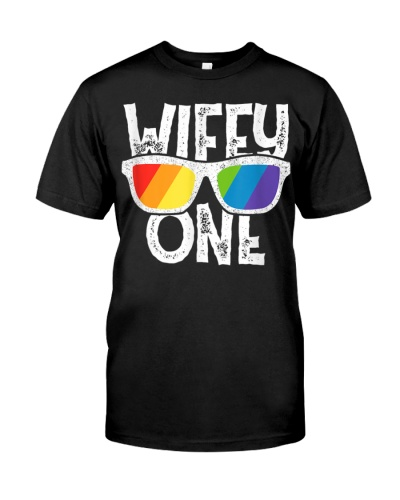 Wifey One Lesbian Pride LGBT