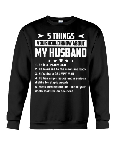 5 THINGS ABOUT MY PLUMBER