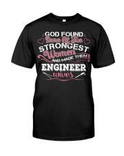 Proud to be The Wife Of A ENGINEER Classic T-Shirt thumbnail