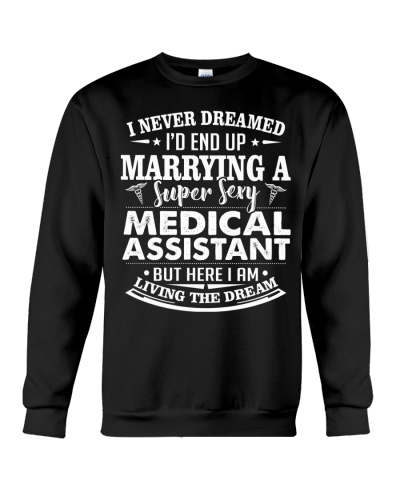 MARRYING A SUPER SEXY MEDICAL ASSISTANT
