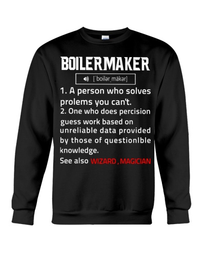 BOILERMAKER SEE ALSO WIZARD