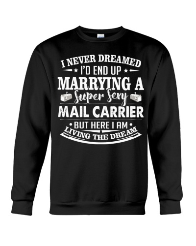 MARRYING A SUPER SEXY MAIL CARRIER