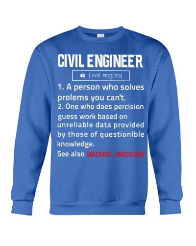Civil Engineer SEE ALSO WIZARD
