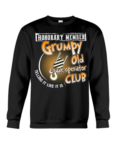 GRUMPY OLD CRANE OPERATOR CLUB
